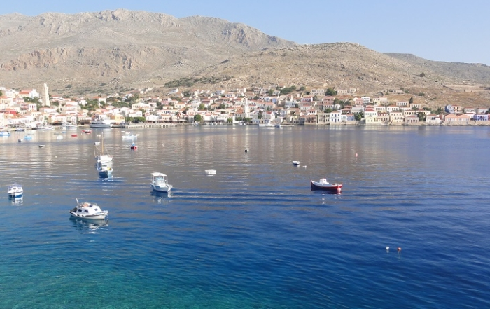 Griechenland Chalki Aufmacher