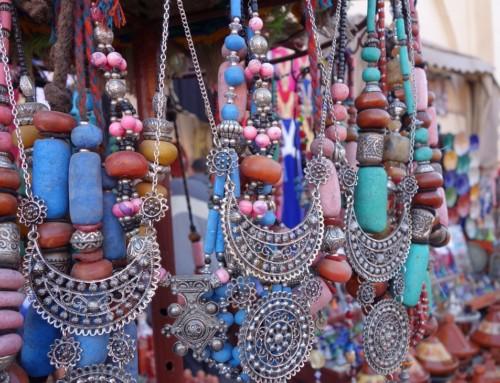 Marrakesch – Rotes Gold und Märchenpaläste