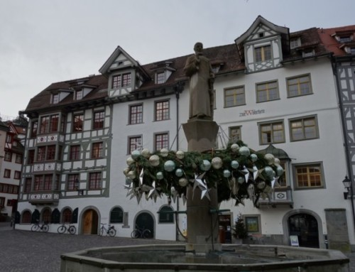 Schweiz – Fünf winterliche St. Gallen Tipps