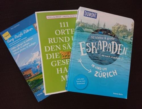 Schweiz – 3 Top Buchtipps für Ausflüge und Ferien in der Schweiz
